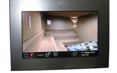 Sauna neu erleben mit der EmoTouch II plus
