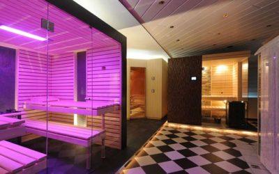 Sauna Renovierung