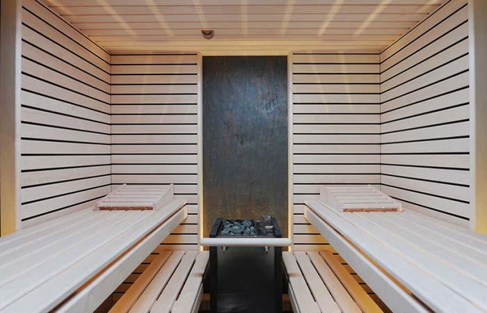Neue Sauna Fotos in der Galerie