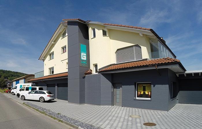 Betriebsferien Öffnungszeiten Ging Saunabau AG