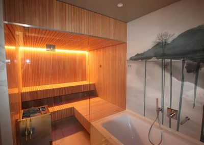 Neues Referenzobjekt - Ging Saunabau AG