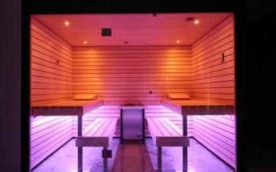 Braucht Ihre Sauna einen Service?