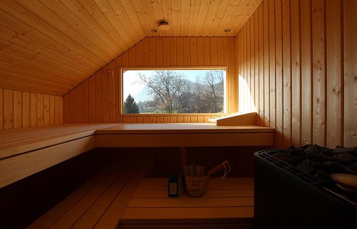 Saunen im Freien - Ging Saunabau AG