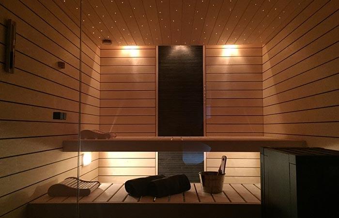 Finnische Sauna - Ging Saunabau AG