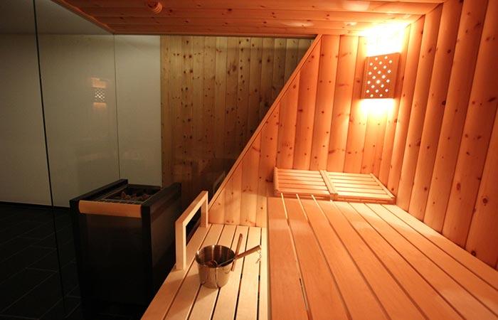 Bio Sauna - Ging Saunabau AG