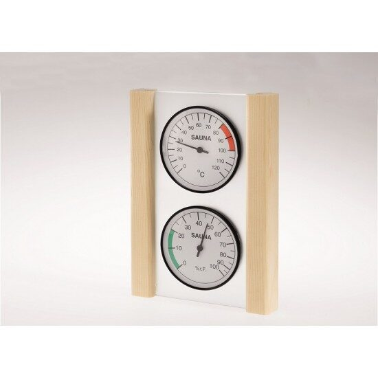 Hygro- und Thermometer - Ging Saunabau AG