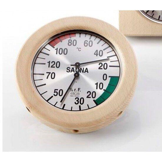 Hygro- und Thermometer Klimamesser