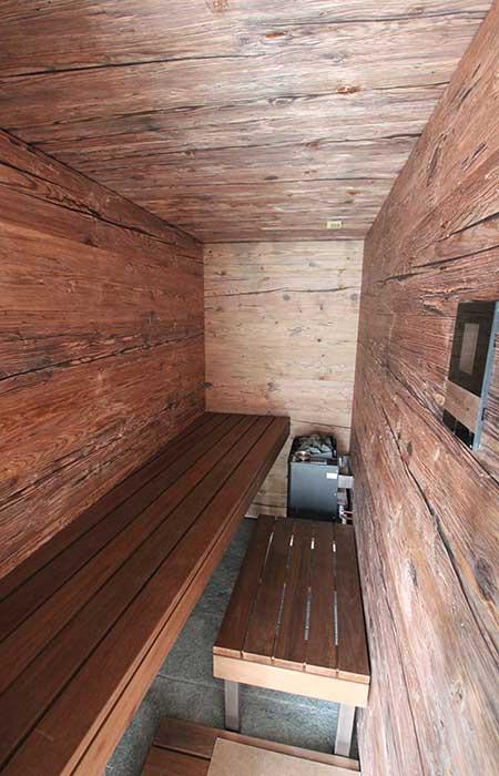 Sauna im Freien - Ging Saunabau AG