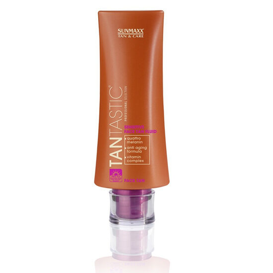 Sensitive Face Tan Fluid - Ging Saunabau AG