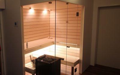 Neue Referenz für Ging Saunabau