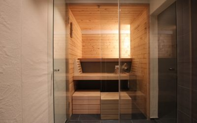 Ging Sauna nach Mass – neue Referenz