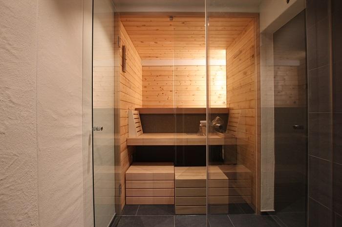 Ging Sauna nach Mass - neue Referenz - Ging Saunabau AG Schweiz