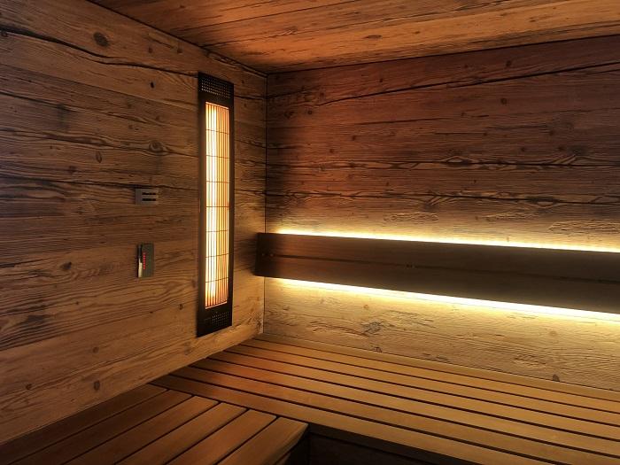 Neue Ausstellungssauna bei Ihrem Saunabauer in Tuggen
