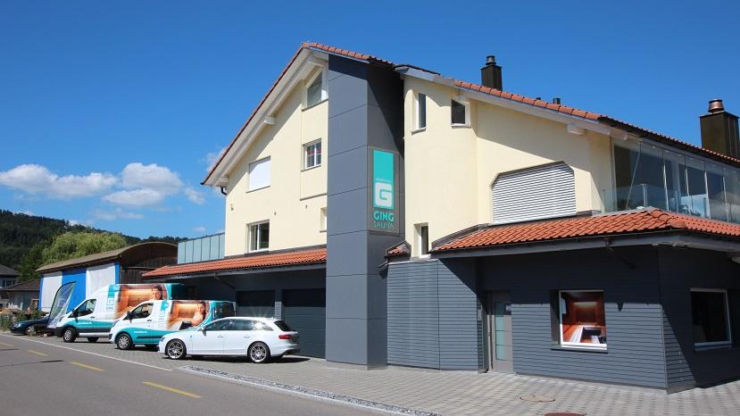 Standort Ging Saunabau AG